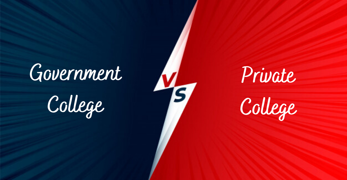 Difference between Government & Private Nursing Colleges (1)